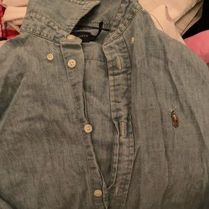 Denim Long sleeve Women's Ralph Lauren